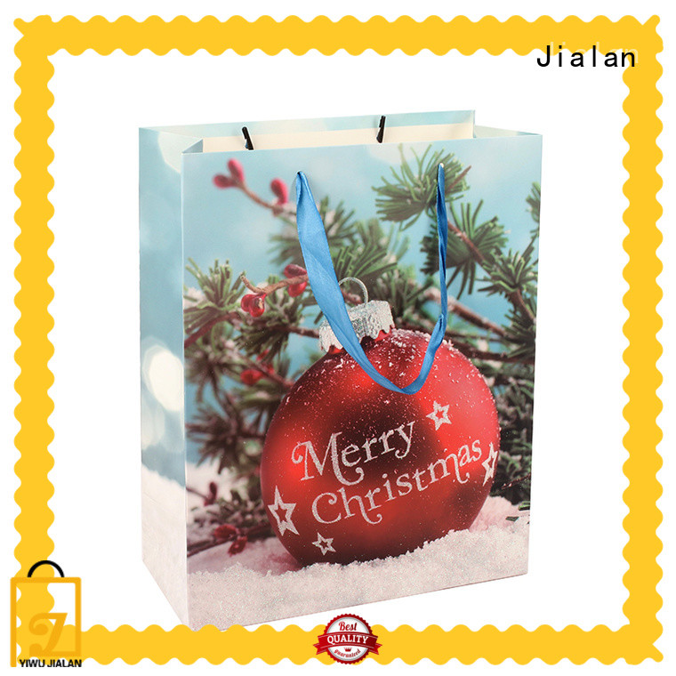 Jialan personalized paper bags ideal for packing birthday gifts