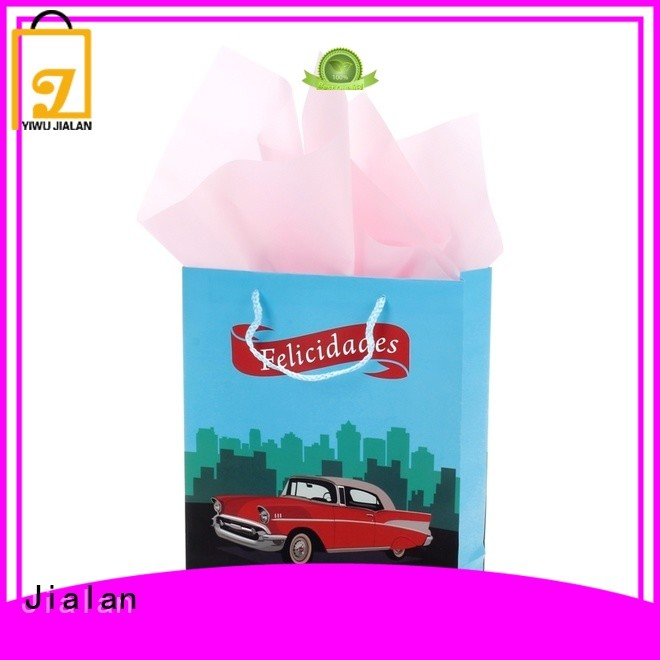 Jialan personalized gift bags gift packing