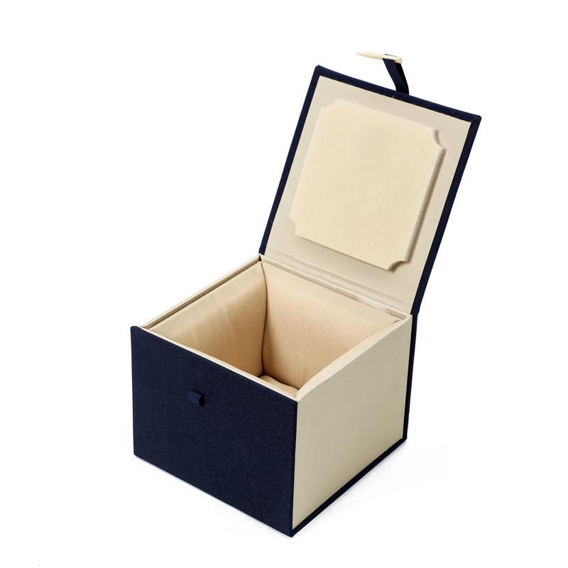 Direct factory luxury  cardboard customized jewelry gift paper box