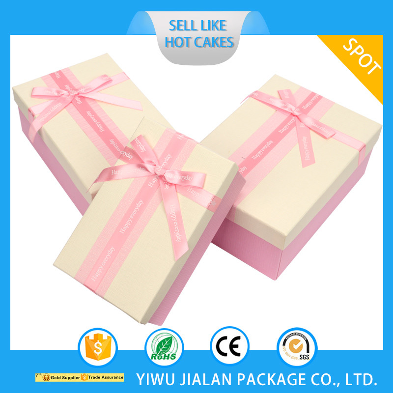 Custom Wholesale Surprise  Cardboard Luxury Gift paper box