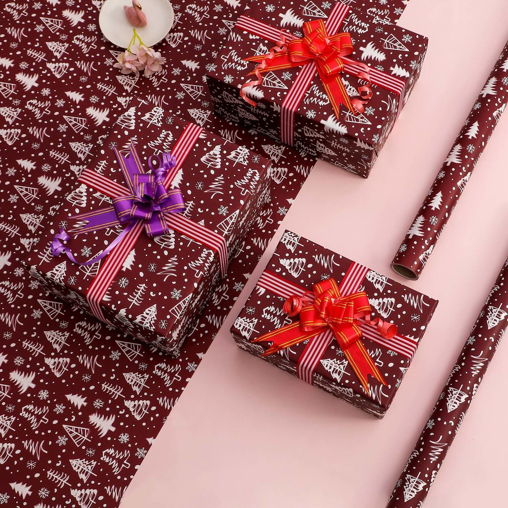 Manufacturer Wholesale Gift Wrapping Paper Roll wrapping paper tissue paper for box packaging