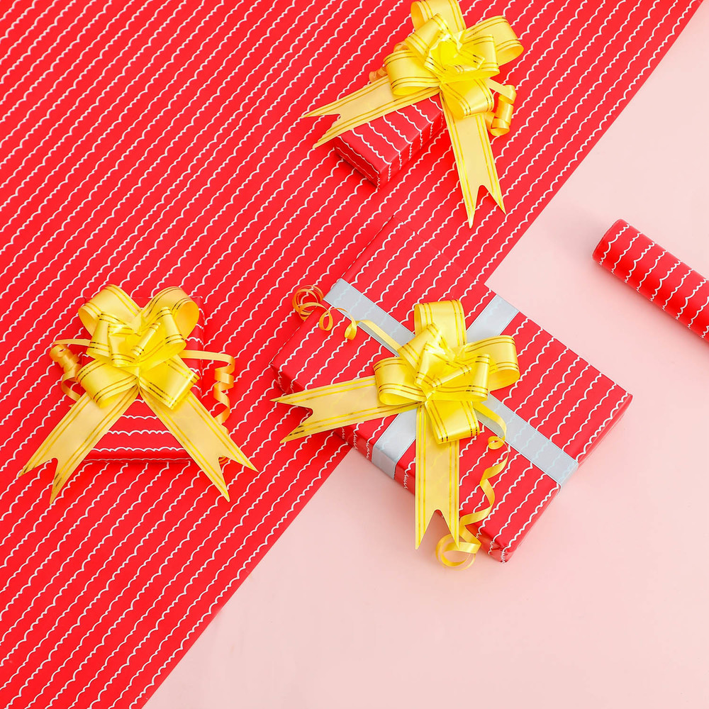 High Quality Wrapping Paper for Birthday Holiday Wedding Gift Wrap