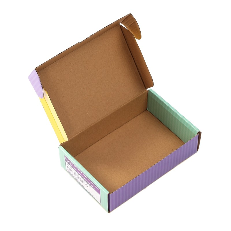 Color printed cardboard paper gifts children's toy packaging box manufacturer/support customization