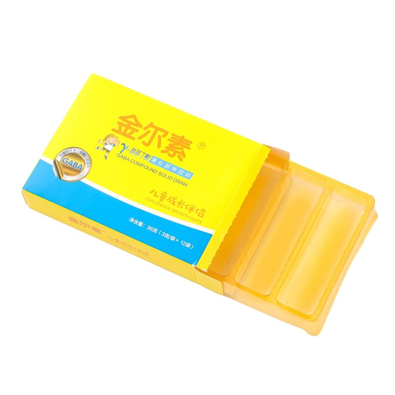 Custom carton  cardboard Cheap print logo for  baby medicine packing box