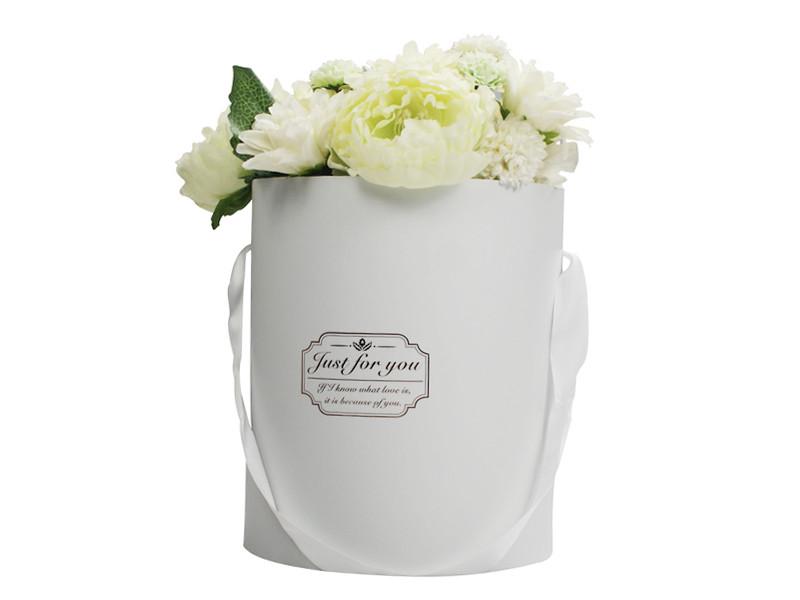 زهرة مخصصة هدية الزفاف علبة