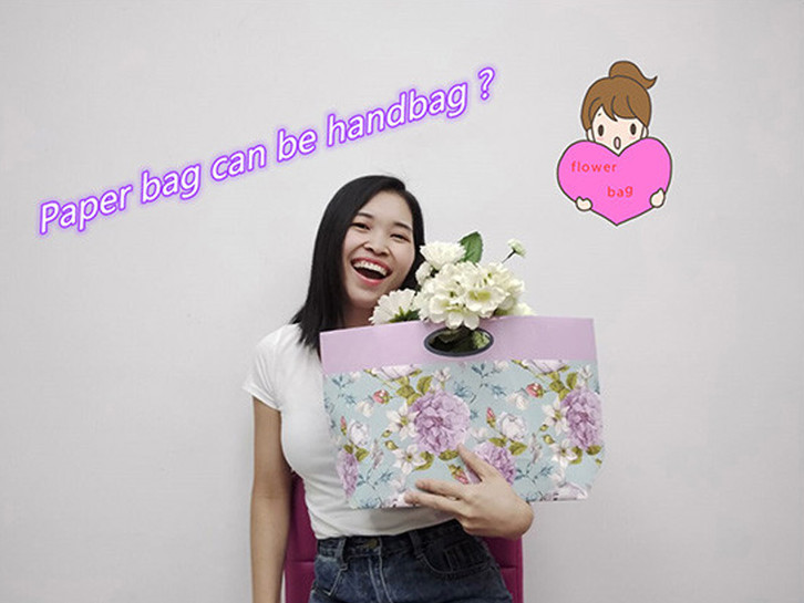 have you seen special gift paper bag ?