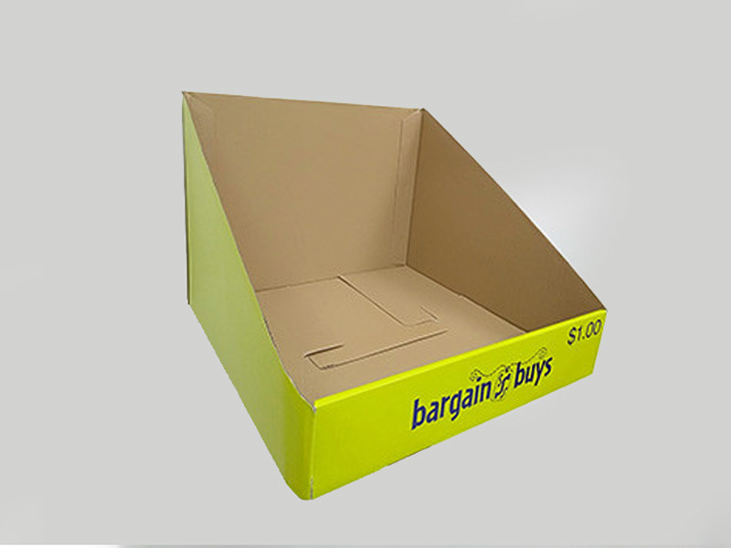 Display paper box to show the best of your product