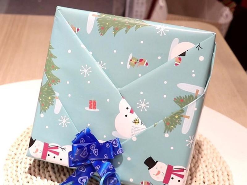 كيف لف هدية؟