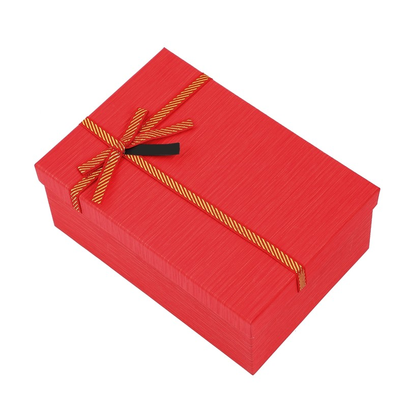 High Quality Wholesale Luxury Custom Design Empty Gift Paper Packaging Box In Stock