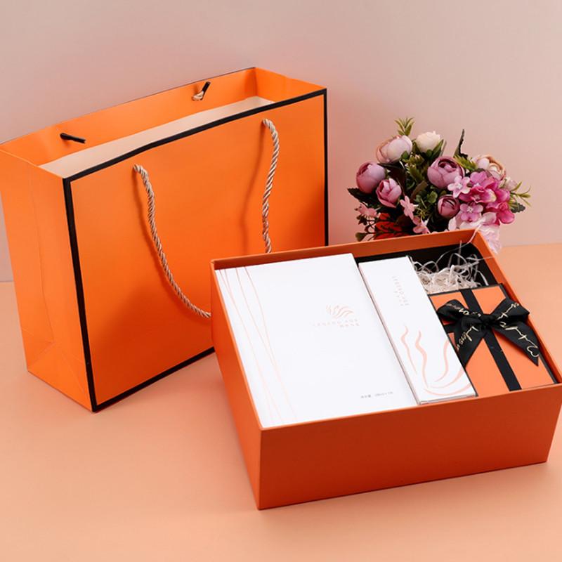 Free sample free design eco friendly customized printed Lipstick Perfume Gift Box