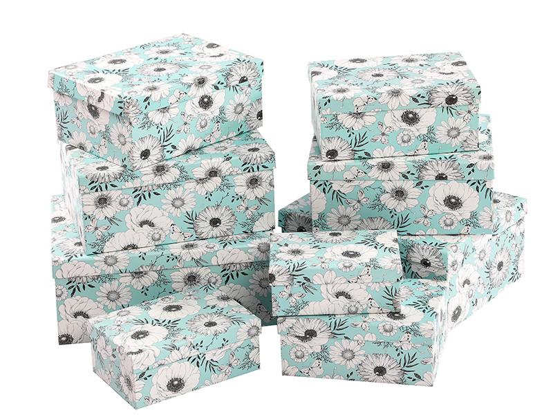 مجموعة علبة هدية سلسلة كل يوم
