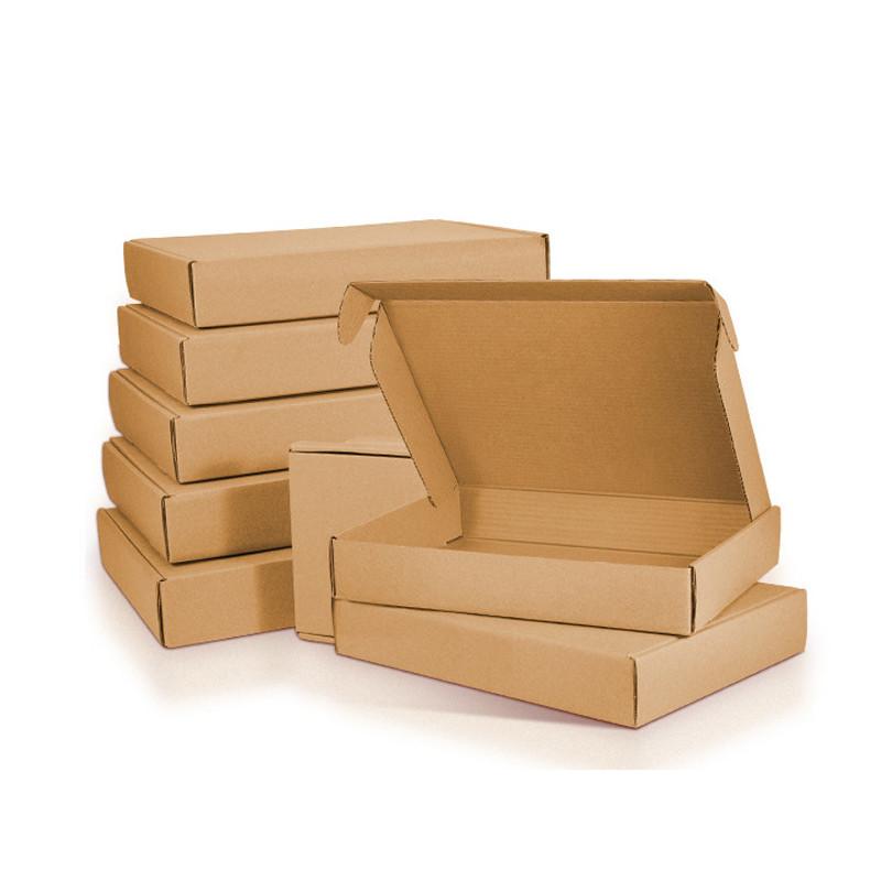 wholesale carton box packaging custom recycled corrugated shipping cardboard box paper carton box