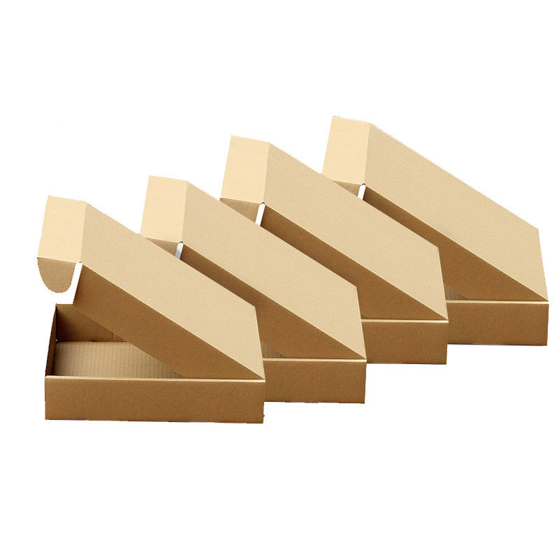 Wholesale Custom Corrugated Carton Box Mailer Shipping Box Apparel Packaging corrugated boxes for sale carton box packaging