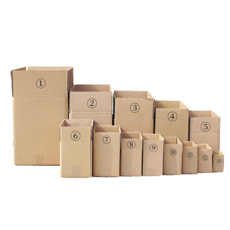 Wholesale packing carton boxes price large carton box Custom Corrugated Carton Box Mailer Shipping Box Apparel Packaging for Dress Cloth T-shirt Suit Mailer Gift Box