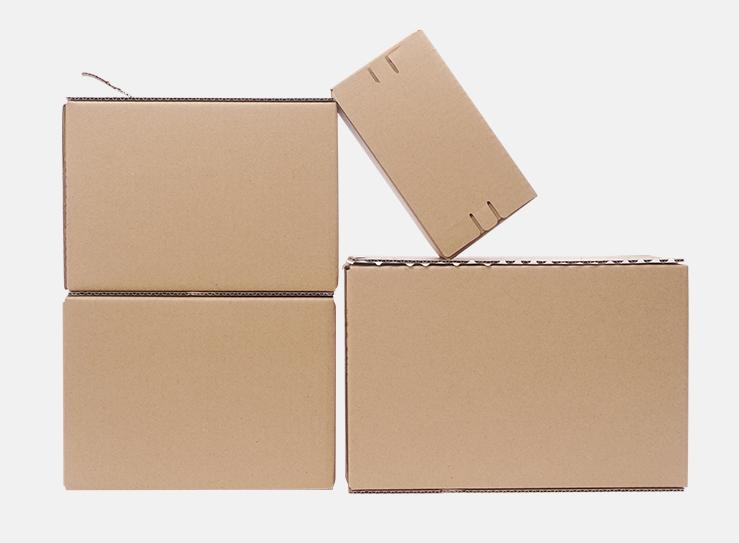 Custom Packaging Shipping Mailer Corrugated Zipper Carton Box