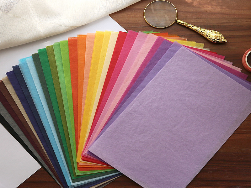 Hot Selling High Quality Wholesale Customized Logo 17g Tissue Paper