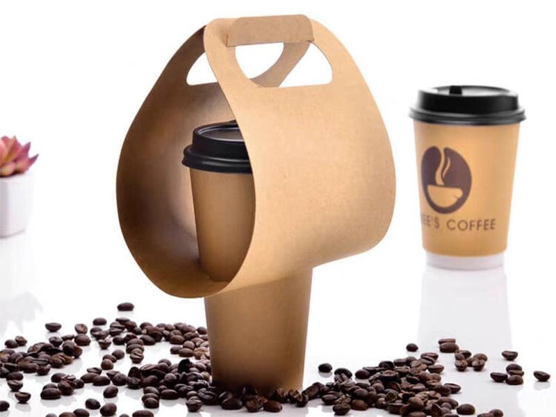 حامل كأس القهوة
