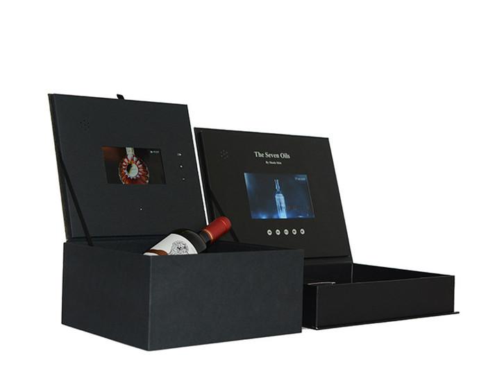 Confezione regalo video LCD