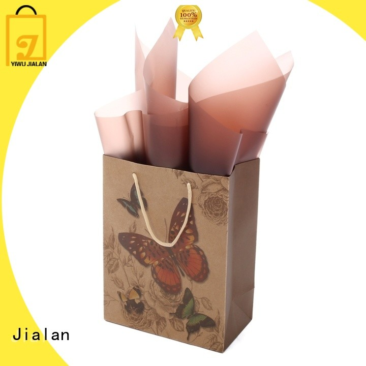good quality paper bag great for supermarket store packaging