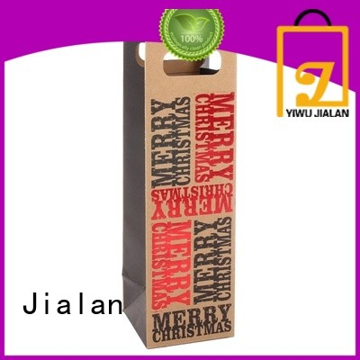 Jialan professional gift bags satisfying for packing birthday gifts