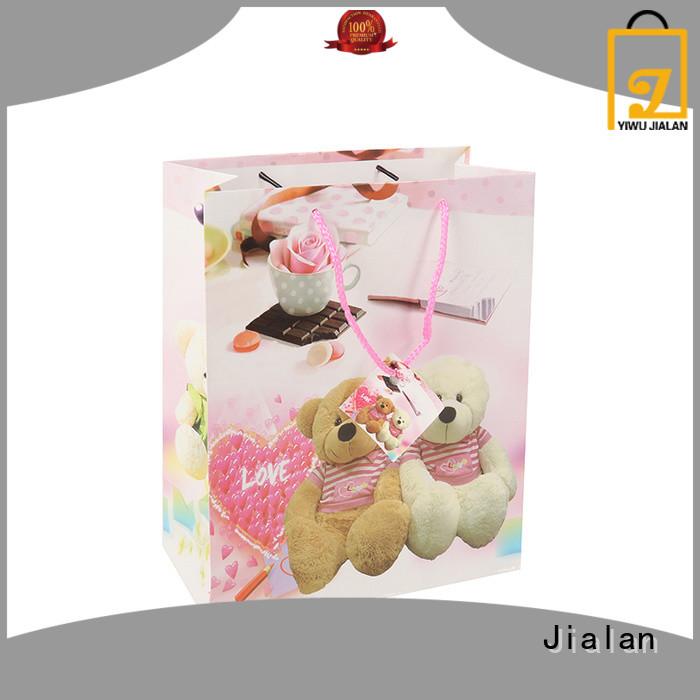 paper gift bags packing gifts Jialan