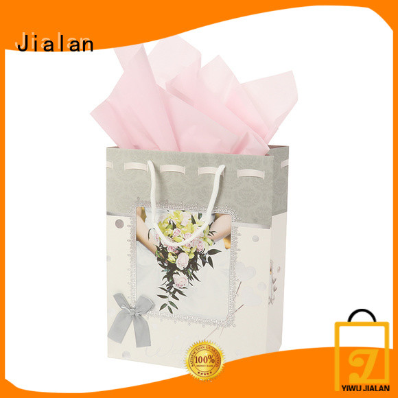 Jialan various paper gift bags perfect for packing gifts