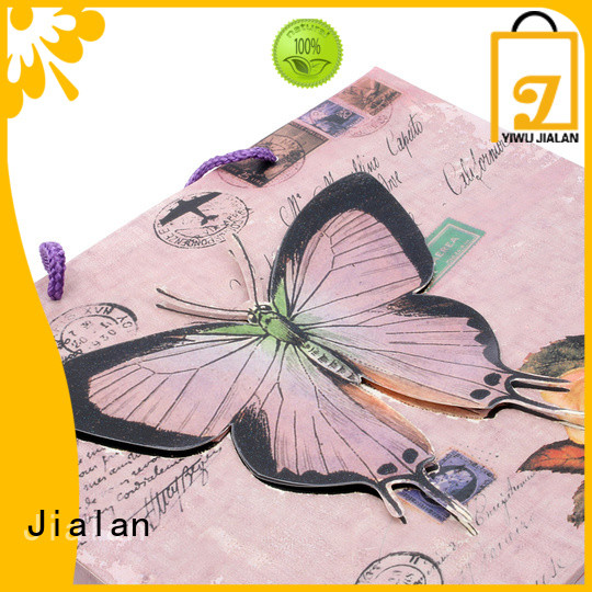 Jialan gift wrap bags excellent for gift stores