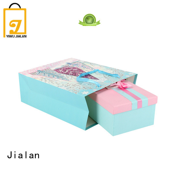 Jialan gift wrap bags popular for gift stores