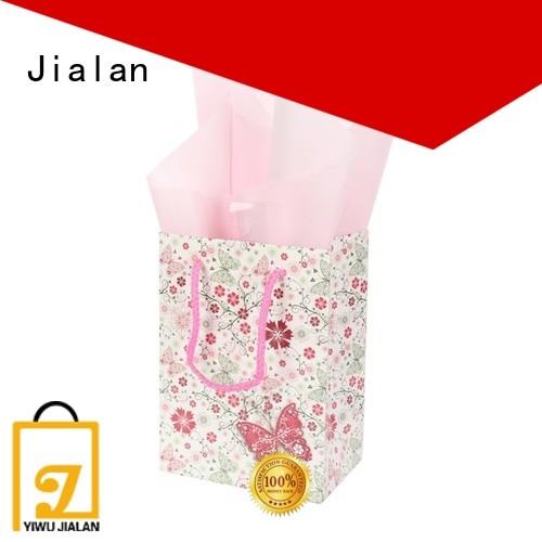 Jialan gift bags satisfying for packing gifts