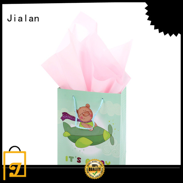 hot selling gift wrap bags suitable for holiday gifts packing