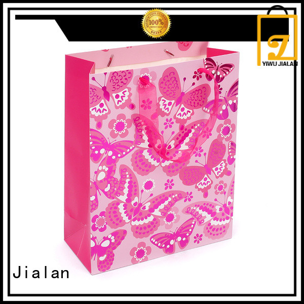 Jialan good quality gift bags satisfying for packing gifts