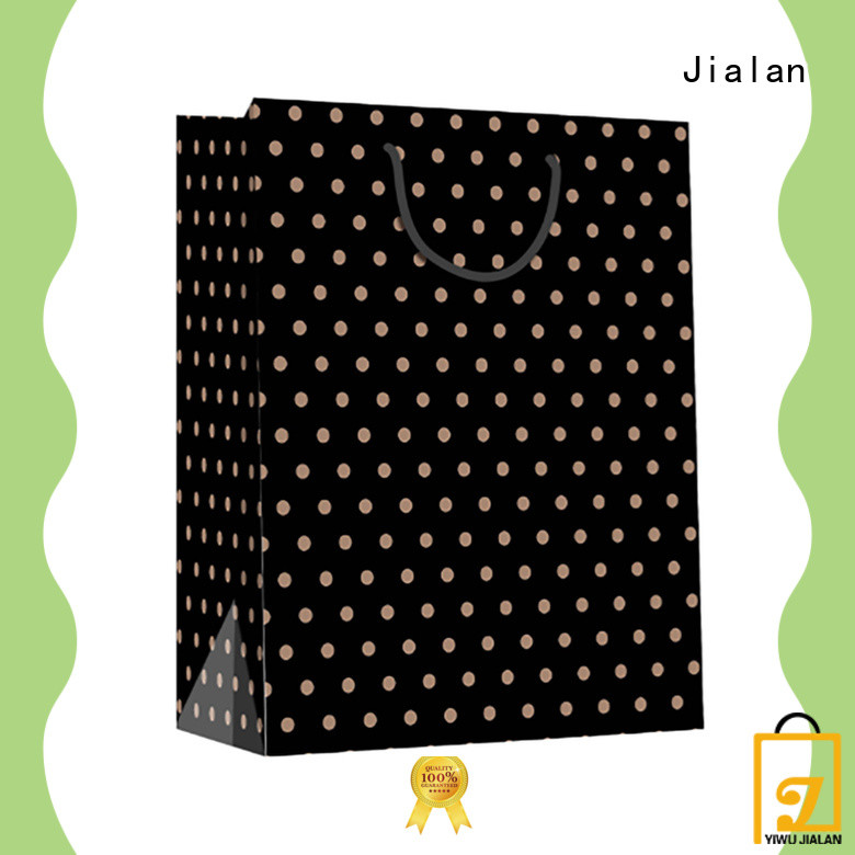 Jialan customized paper bag perfect for shopping in supermarkets