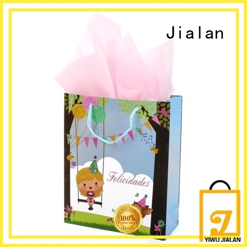 good quality gift bags ideal for packing birthday gifts