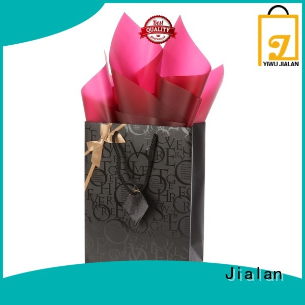 paper gift bags satisfying for packing birthday gifts