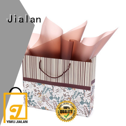Jialan paper gift bags optimal for packing gifts