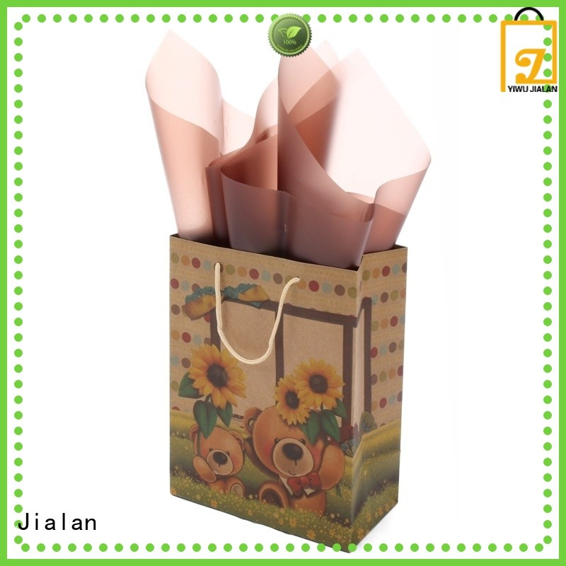 high grade kraft paper bags perfect for shoe stores