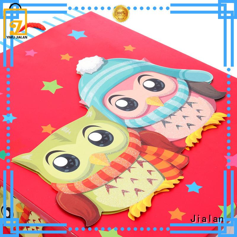 Jialan gift wrap bags popular for gift shops