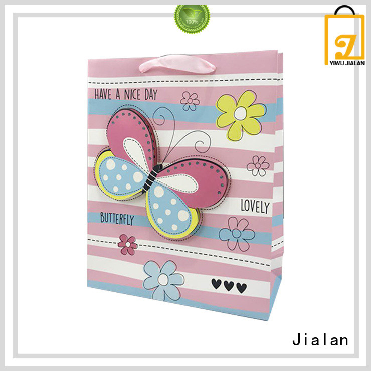 Jialan gift bags satisfying for packing birthday gifts
