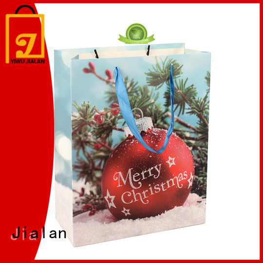 Jialan professional paper gift bags packing birthday gifts