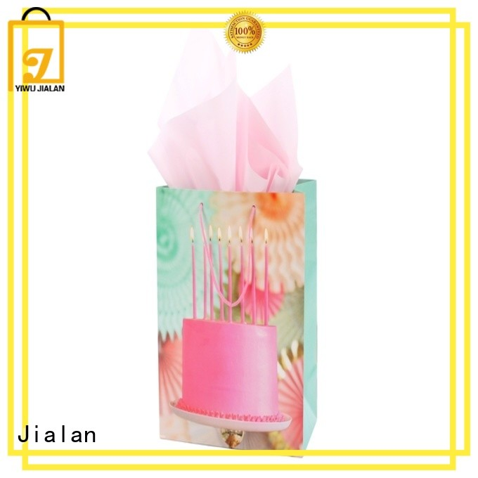 various gift bags great for packing gifts