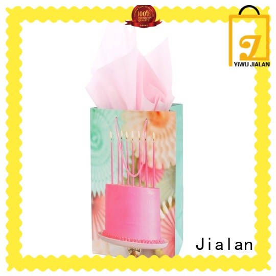 good quality personalized paper bags satisfying for packing gifts