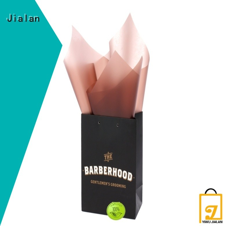 Jialan various personalized paper bags perfect for holiday gifts packing