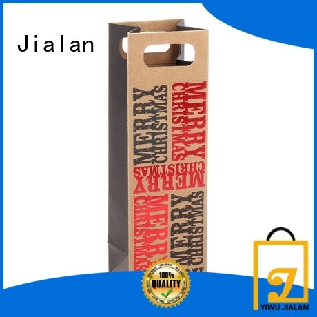 Jialan Eco-Friendly paper gift bags satisfying for packing gifts