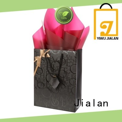 professional personalized paper bags optimal for packing birthday gifts