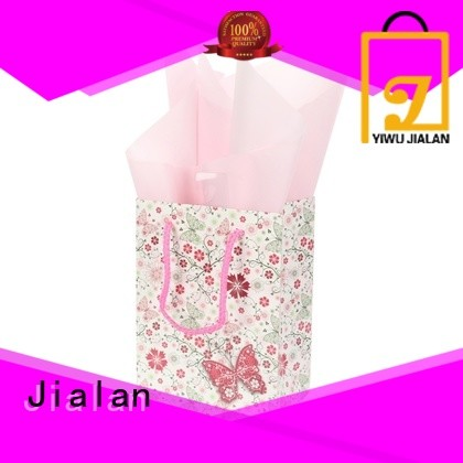 Jialan Eco-Friendly gift bags great for packing birthday gifts