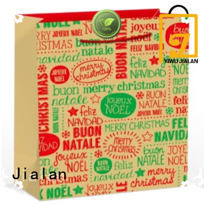 various gift wrap bags popular for gift stores