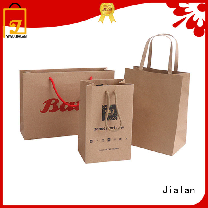 good quality craft paper bags optimal for clothing stores