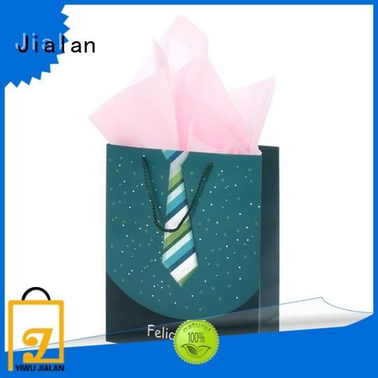 Jialan paper gift bags packing gifts