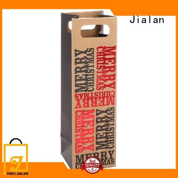 Jialan hot selling wine bags packing wine