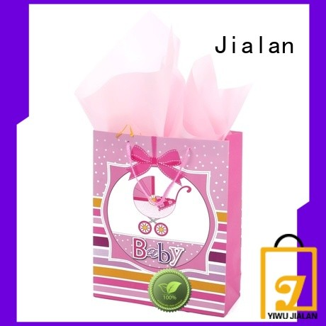 Jialan gift bags wholesale widely applied for holiday gifts packing